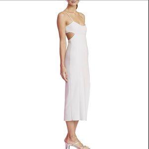 Bec + Bridge   NEW Amelie Open Back Slit Dress 4